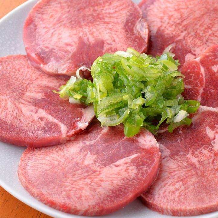 Negitan salt ◇ girls meeting! ~ Grilled meat Gen. Ueno shop ~