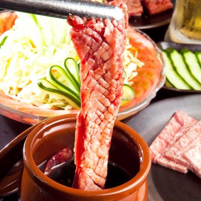 Jar pickled Calvi ◇ to the birthday party! ~ Grilled meat Gen. Ueno shop ~