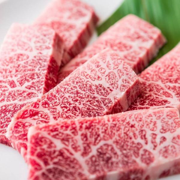 Fluent best ☆ Japanese beef meat and rare site !!