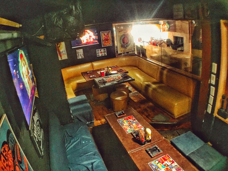 在札幌市的BAR中,一個可容納30位客人的大型私人房間非常有價值!第二方也非常興奮卡拉OK成為新車型♪預訂很早♪