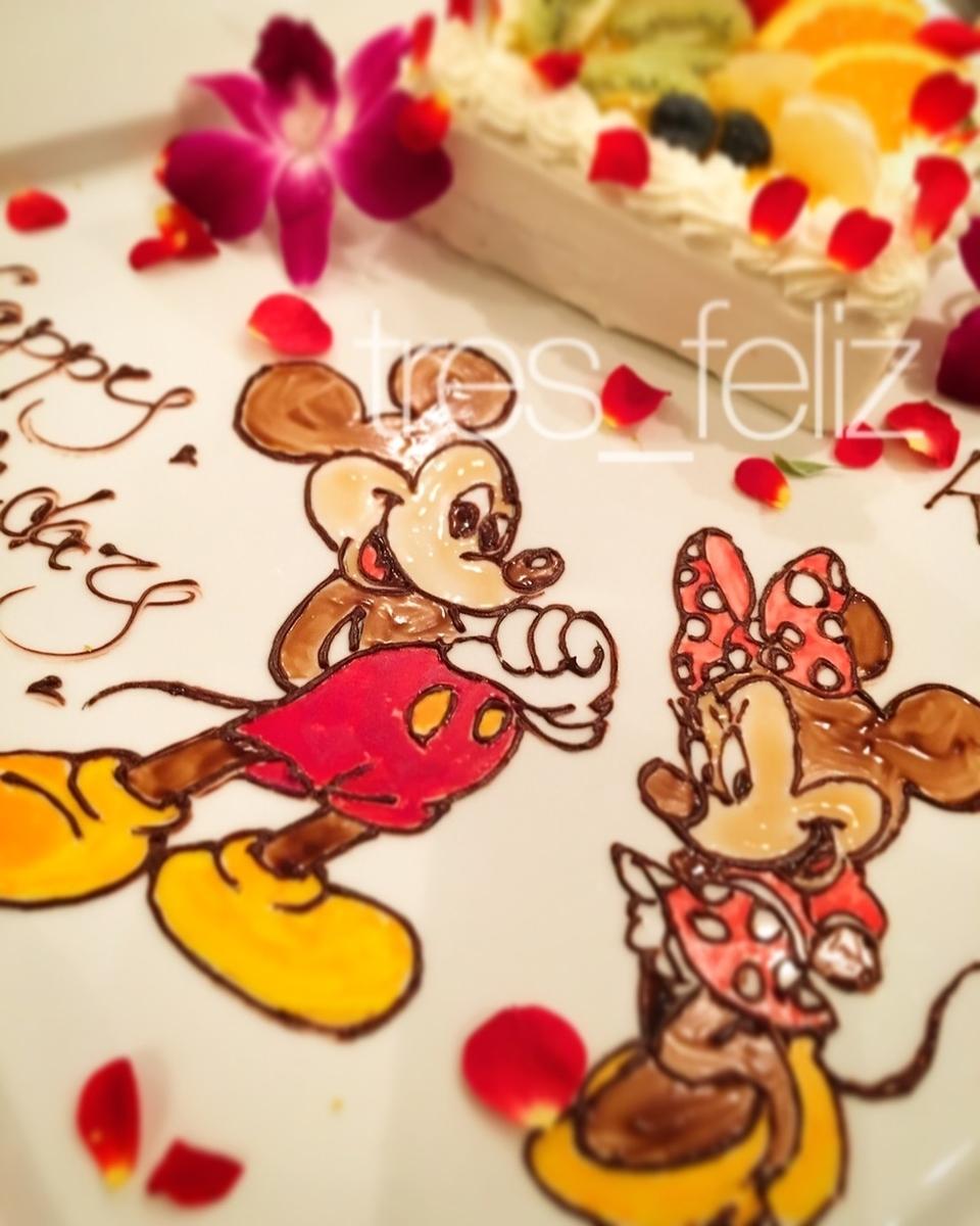 파티쉐 특제 일러스트 케이크와 드레스 케이크!