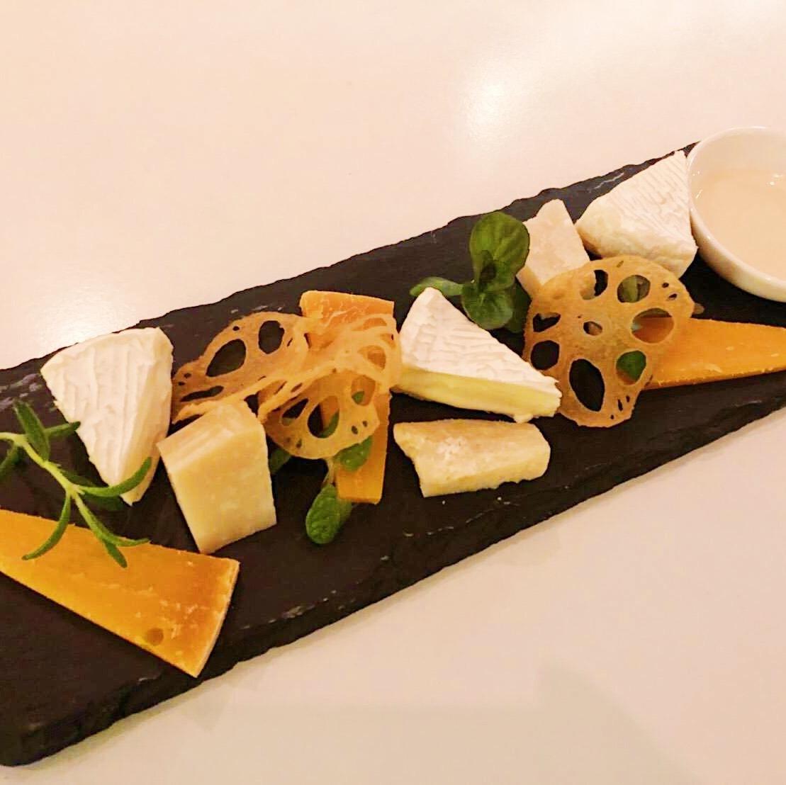 什锦奶酪3个品种