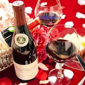 There are plenty of glass wines in the world carefully selected by sommeliers