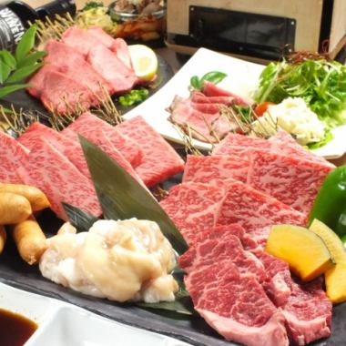 ★ New Year's party course ★ With drinks all you can! 5,460 yen (excluding tax) → 5000 yen (tax excluded) by using coupons