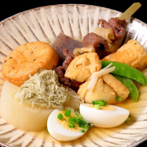 【December OPEN】 Delicious Oden and delicious Japanese sake