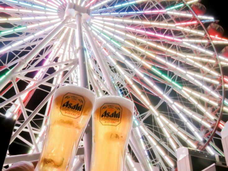 冷生啤酒和原始公羊成吉思汗兼容◎吃喝3500日元〜