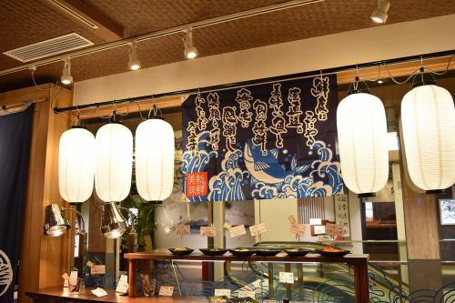 渔民的小屋的图象在Sakaiminato