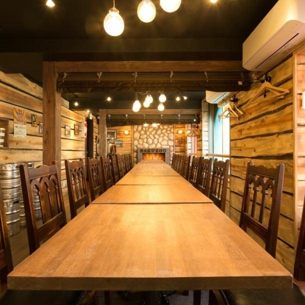 [在接受Mukaekai告別預訂]是完美的在宴會放鬆★時髦空間★也是可用的。宴會最多可容納最多50人。為盡快大量的人在預訂時...!