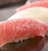 Exquisite Edo-front sushi