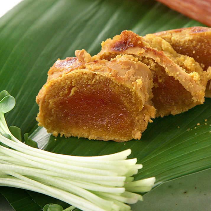 Pickled homemade sliced miso