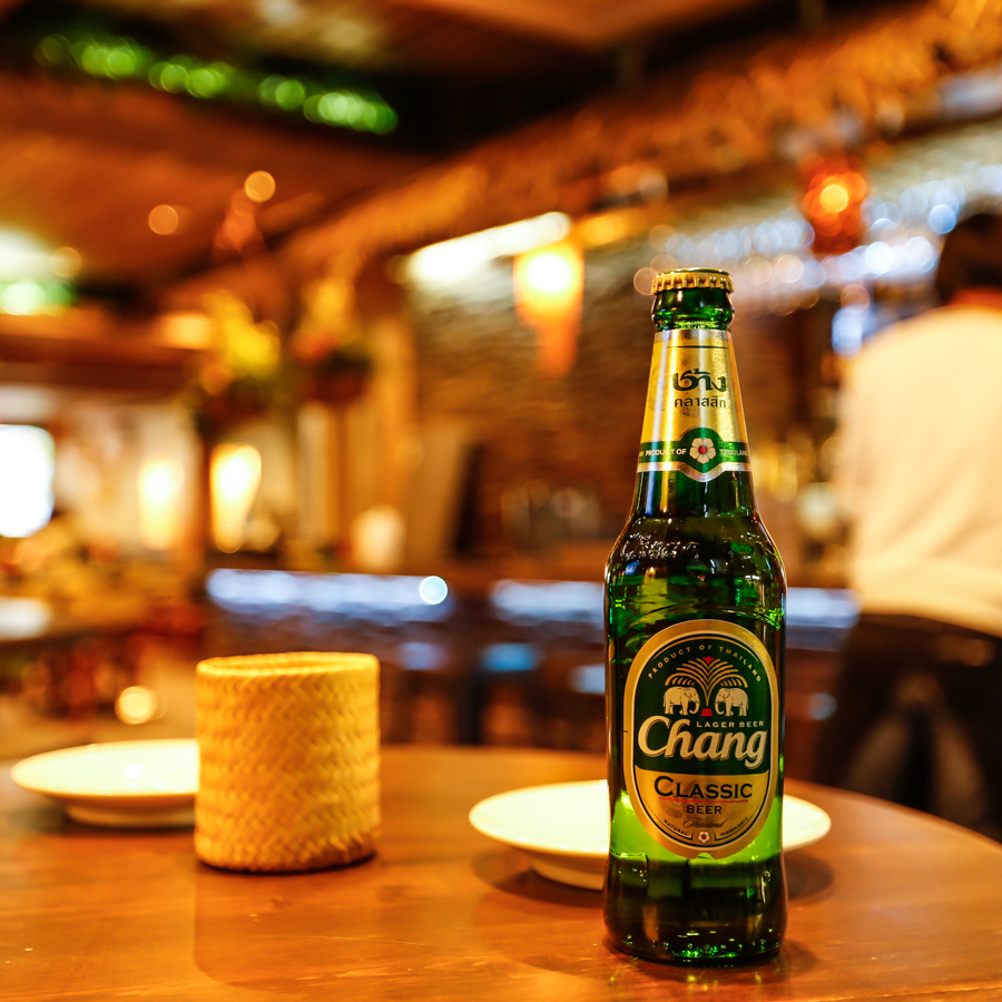You can also enjoy beer from Asian countries.If you eat a variety of dishes finished by chefs who practiced at each country's restaurant with arms, it will fly to Asian countries ♪