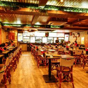 インド・ネパール、ベトナム・タイ、シンガポール・マレーシア、中国・韓国のアジア8ヶ国の料理を一同にお楽しみ頂けます!各国のレストランで修行したシェフが腕によりをかけて仕上げる各種料理を一口食べればアジアの国へひとっ飛び♪