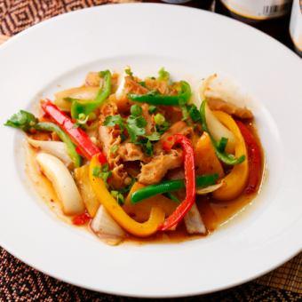ベトナム・一品料理 3