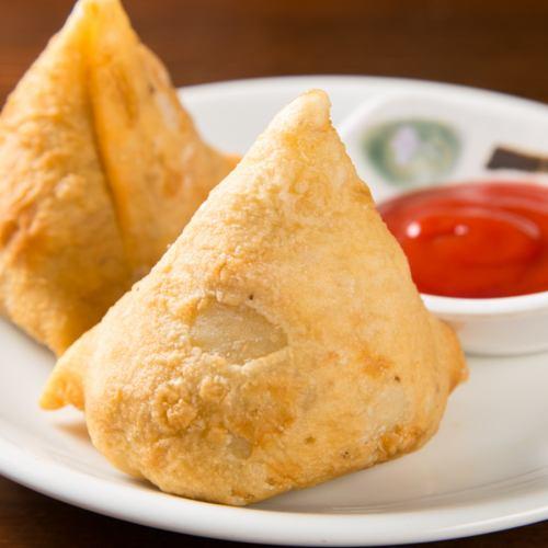 인도풍 크로켓 요리