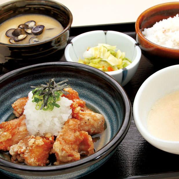 ~お米がおいしい~ランチはご飯が大盛り無料!!