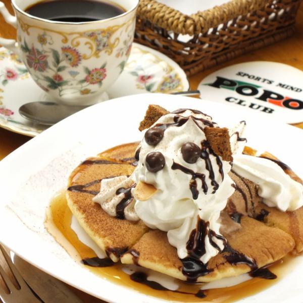 儿童热门也很流行的菜单【甜点煎饼<Sylonowanko>】