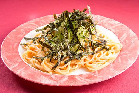 明太子蛋黄酱(Menmayo)/ Habanero Men Mayo(水母)/罗勒(蛋黄酱·黄瓜·胶水)