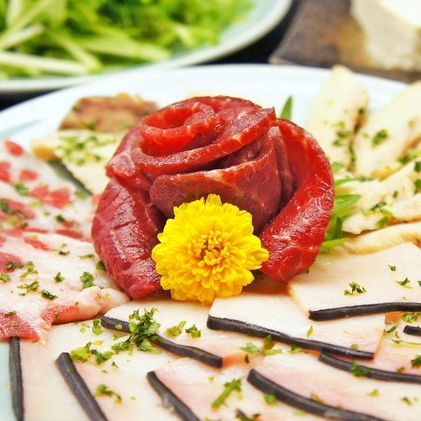 鯨と三陸の旬の味覚を新宿・歌舞伎町で。他では味わえない料理の数々…