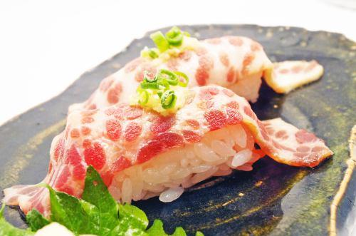 鯨寿司(2カン)