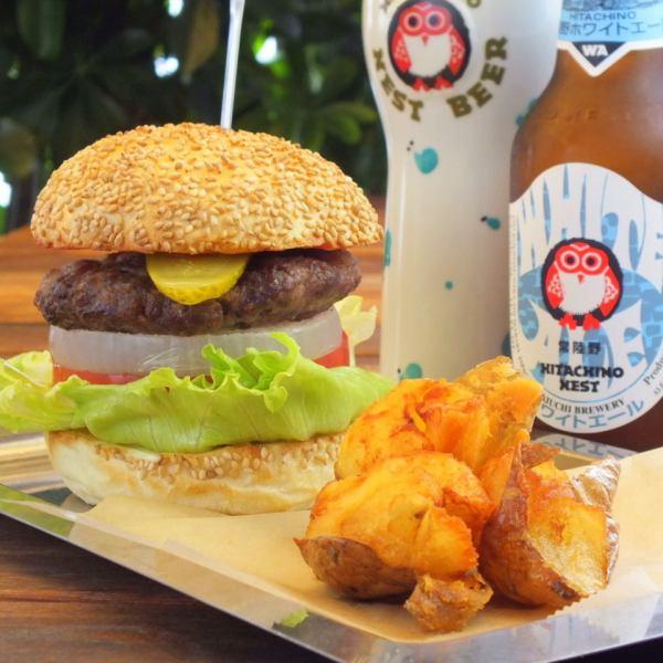 吉岡岡漢堡
