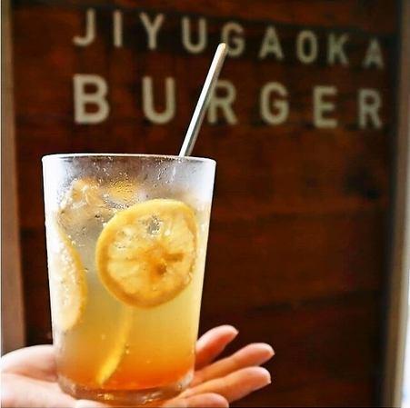 自制柠檬水(热/冰)
