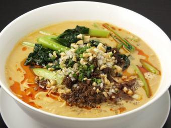 Shirokitei special made flat noodle