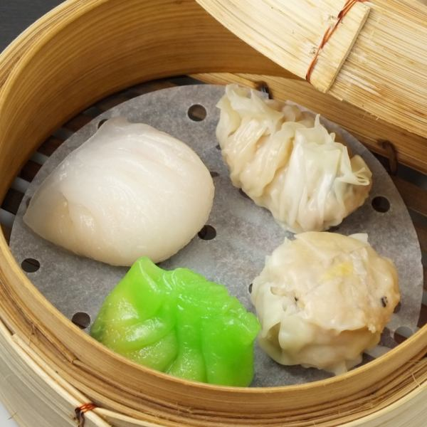 Exquisite variety of dim sum to make the authentic Hong Kong craftsmen