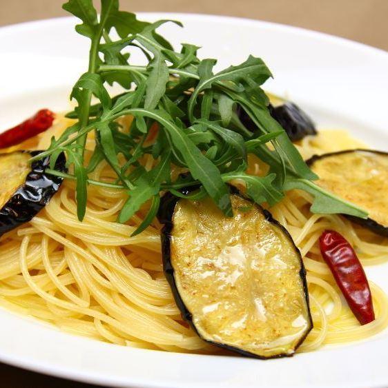 가지의 일본식 페페 론 치노