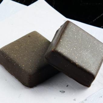 Kuramoto巧克力(1 piece)