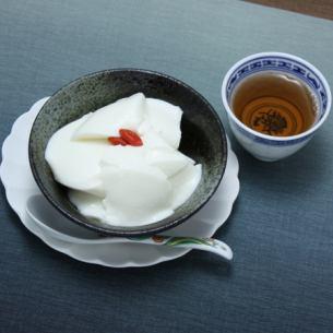 自家製 平成の杏仁豆腐