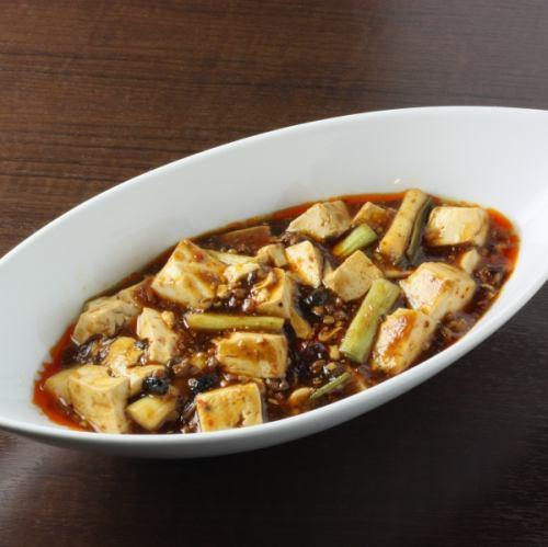 黒龍式 麻婆豆腐