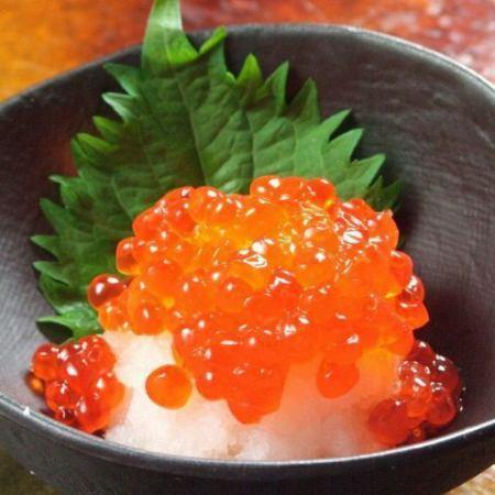 Ikura磨碎醬油