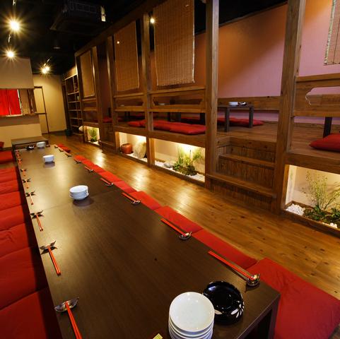 3樓宴會廳擁有充足的氛圍,最多可容納50人