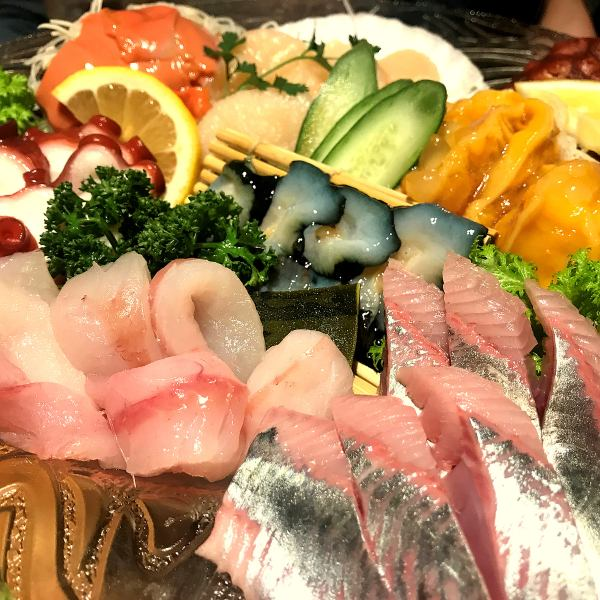 Point 1 ★ Miyako direct delivery seafood !!