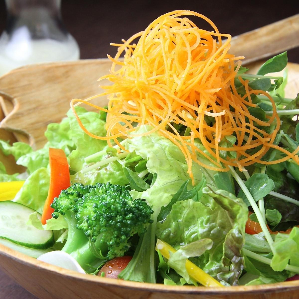 Shakijaki Gattsuri vegetable salad