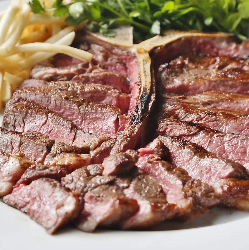 Robust! T - bone steak