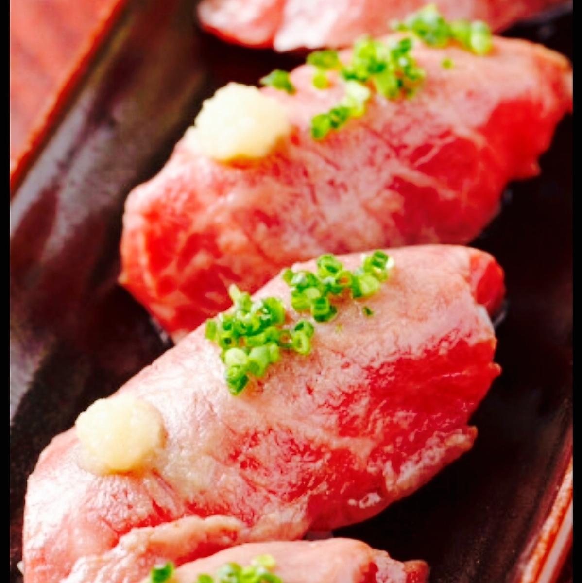 石垣牛肉壽司