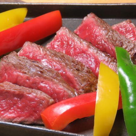 鮮魚形狀4種生魚片和鱈魚配豆漿和和牛牛排!10項120分鐘飲用課程【5000日元】