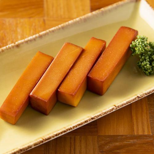 自家製スモークチーズ