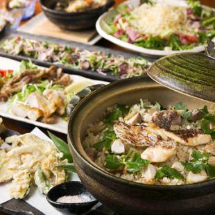 """[宴会计划] 10道菜,包括3H全友可以畅饮+壶烧红叶Taimeshi""""专业课程享受"""""""