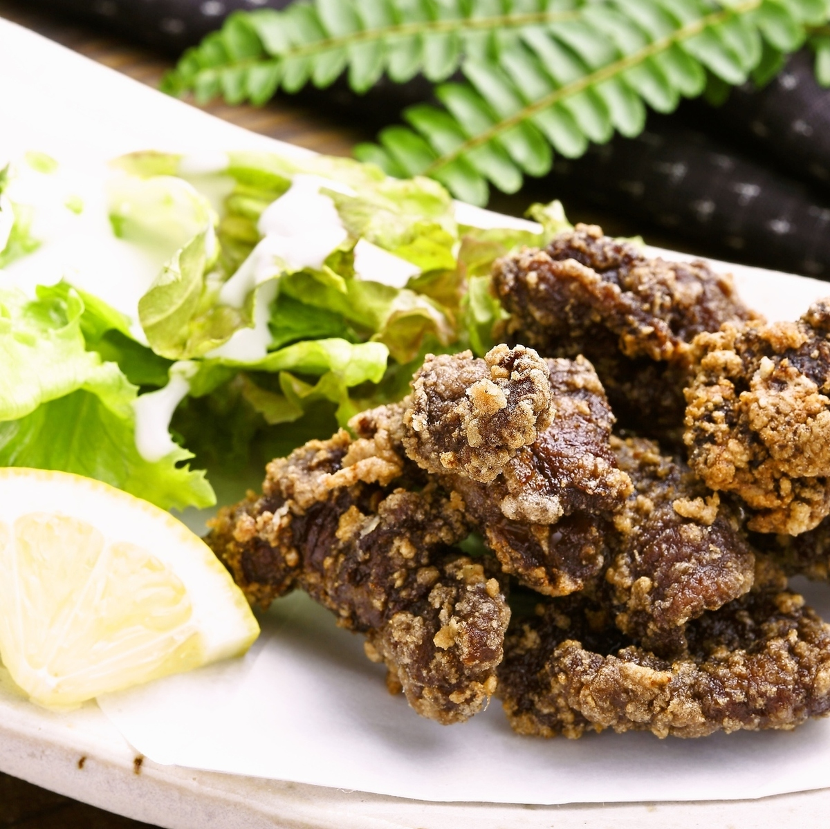 Deep-fried Tanuta of a Whale