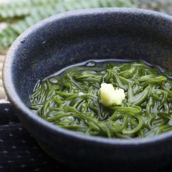 Tosa vinegar of mechabu