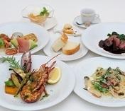 Course menu of special menu