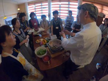 料理教室 🍳ありますー。