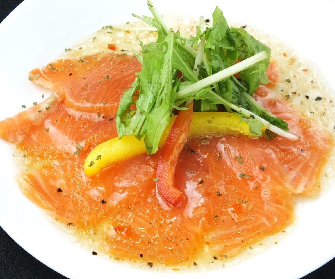 來自挪威的三文魚醃料
