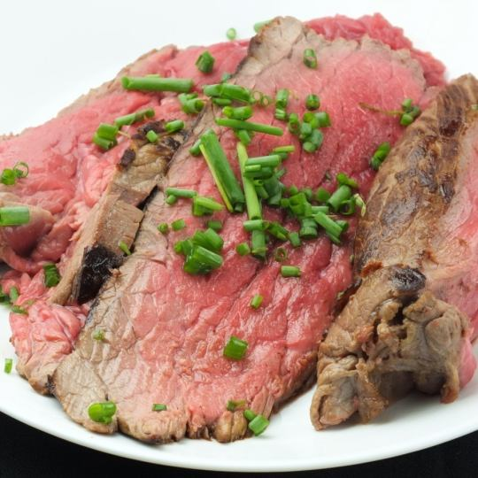 ◆ ◆ ◆ All you can eat 4 kinds of meat such as roast beef! 2h Meat meat course with all you can drink ◆◆◆