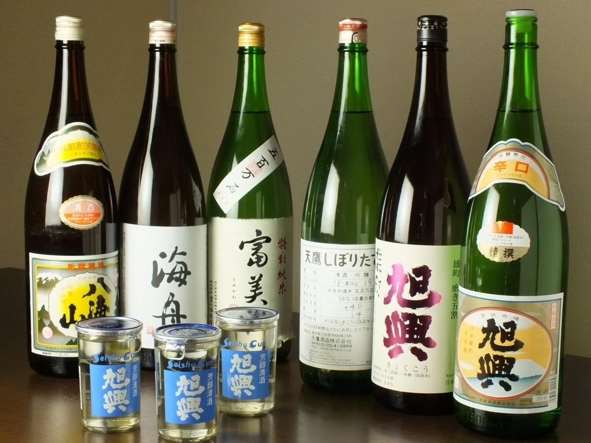 おすすめの日本酒☆