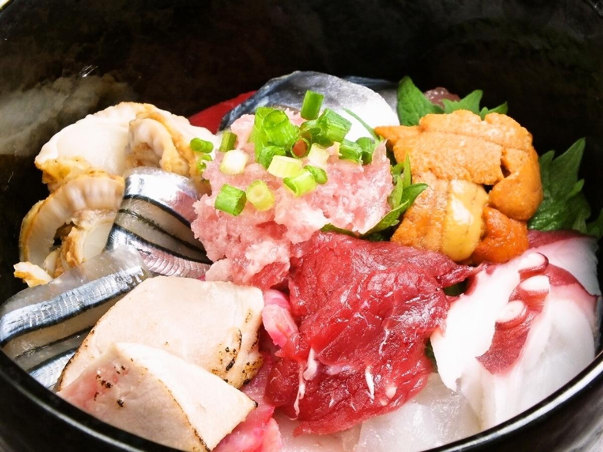 【予約限定】豪華☆海鮮丼