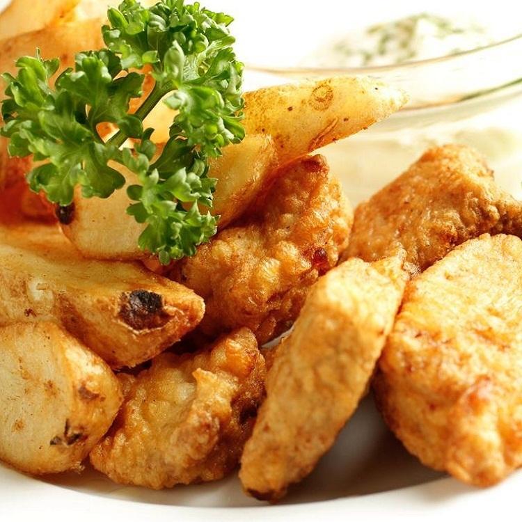 经典鱼和薯条
