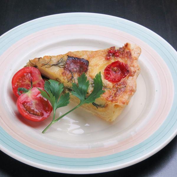 [不僅咖啡館菜單!]豐富健康的午餐非常滿意«今天的午餐»950日元(含稅)